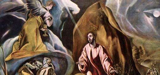 agonía de Cristo