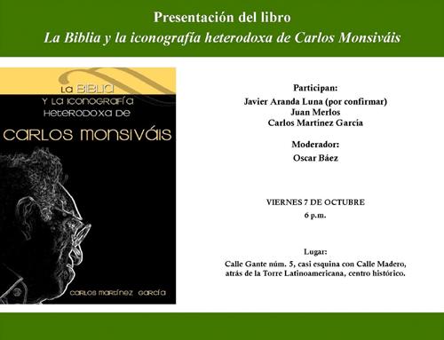 La Biblia y la iconografía heterodoxa de Carlos Monsiváis